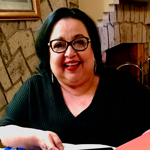 Sra. Ana Cristina Mejia de Pereira