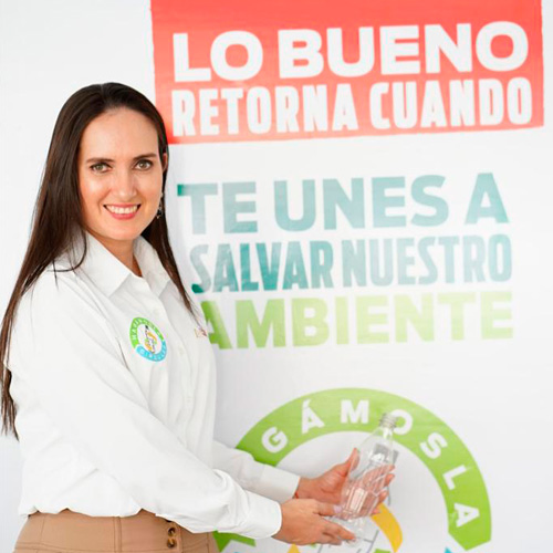 Sra. Milene Fernández